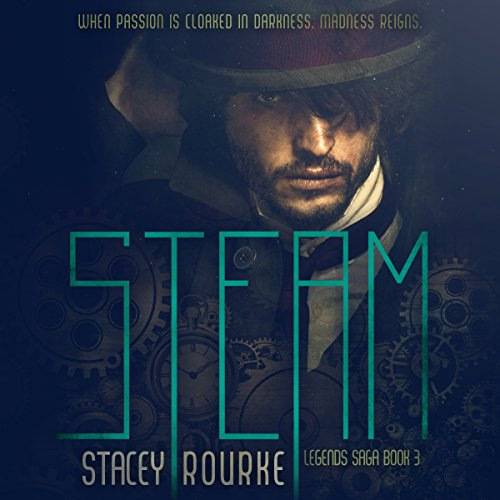 Steam audiobook cover art