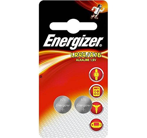 Energizer Alkaline Batterie LR44 2er Pack