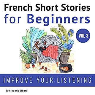 French Short Stories for Beginners cover art