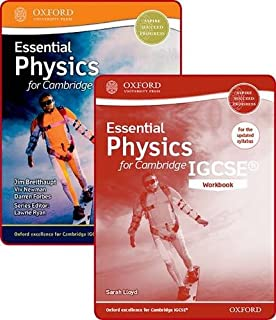 Essential Physics for Cambridge IGCSE® Student Book and Workbook Pack: Second Edition