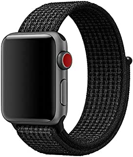 SOLDOUT™ Sports Nylon Strap Soft Breathable Replacement Strap Sport Loop Compatible With Applle Watch Series 5/4/3/2/1