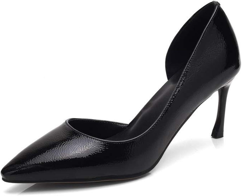 AdeeSu Womens Casual Travel Solid Urethane Pumps shoes SDC06066