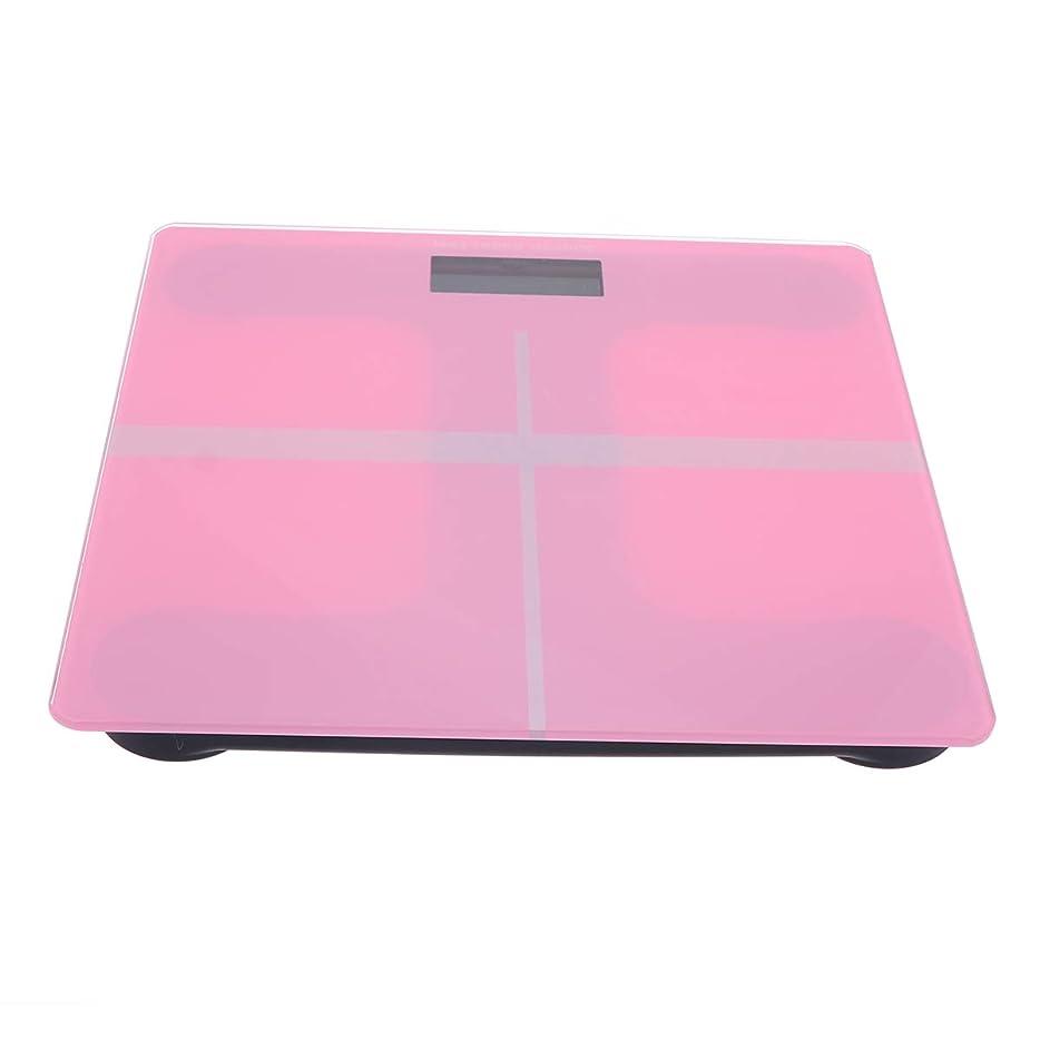 うまれた実現可能TOPBATHY デジタル体重計体重計体重計健康スケール表示付き - バッテリーなし