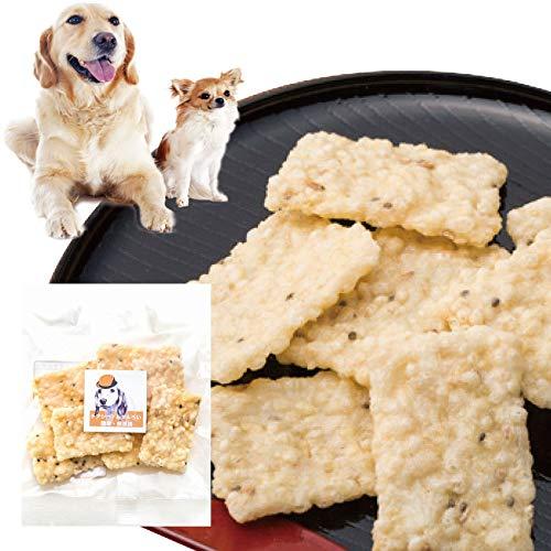 ドッグダイナー 犬用おやつ 無添加 国産 ダイエット せんべい 5袋(チアシード 入り)
