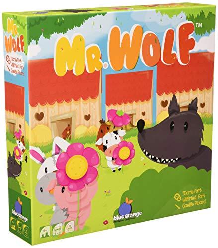 Huch Verlag Huch Verlag - Mr. Wolf