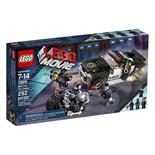 Lego Movie 70819 Bad Cop Car Chase