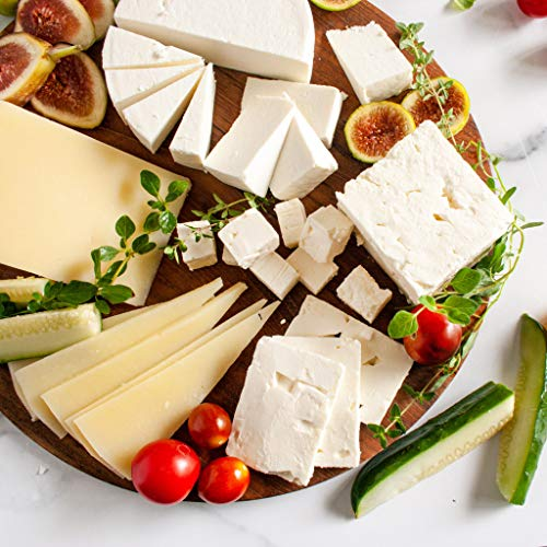 igourmet Authentic Barrel-Aged Greek Feta Cheese DOP (7.5 ounce)