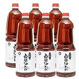 七福醸造 白醤油たれ(PET) 1.8Lx6本ケース【業務用】