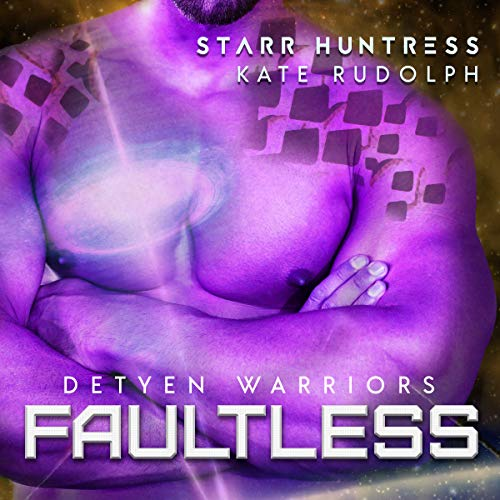 Faultless audiobook cover art
