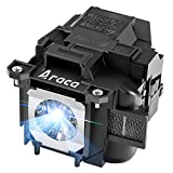 Araca ELPLP88 /V13H010L88 Replacement Projector Lamp with Housing for Epson...