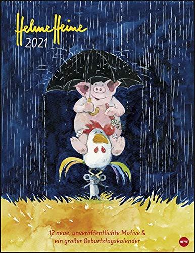 Helme Heine Edition Kalender 2021