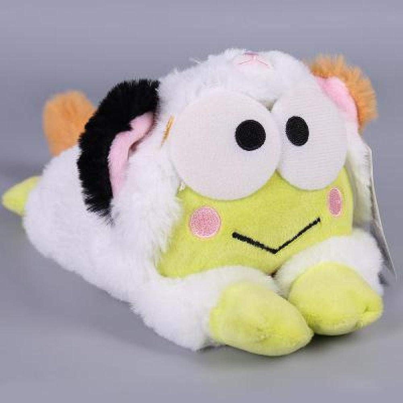 precios bajos Upupupup Juguetes Blandos Peluches Cute Big Big Big Ear Frog se convirtió en un Suave muñeco de Conejo Girl Gift @ 35Cm_C  popular