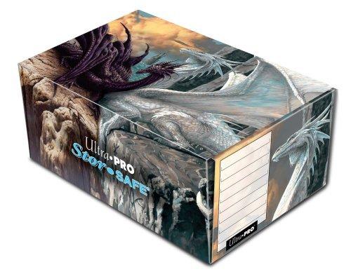 Ultra-Pro: Ciruelo Dragons Storage Box (700 ct.)