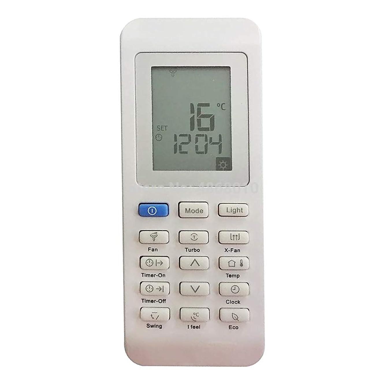 Calvas New Universal Replaement AC Remote Controle YAK1F for Electrolux Air Conditioner A/C Remoto Controle