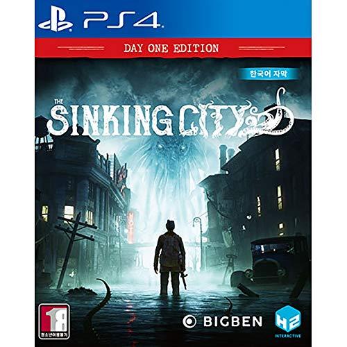 The Sinking City (シンキングシティ) [韓国語版] - PS4 [海外直送品]