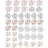 Prima Marketing Inc Redesign Knob Transfer - Sweet Spring, Mixed