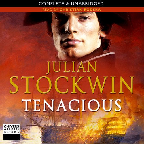 Tenacious audiobook cover art