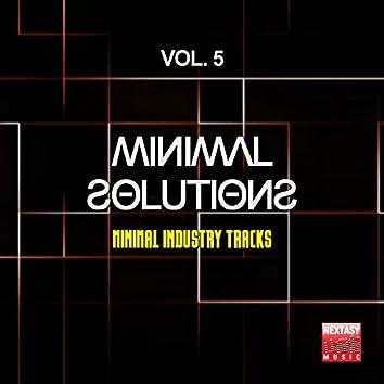 Minimal Solutions, Vol. 5 (Minimal Industry Tracks)