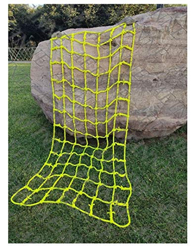 Lowest Price! Climbing Net Outdoor,Playground Climbing Net Climb Alduts Kids Cargo Rope Safety Netti...