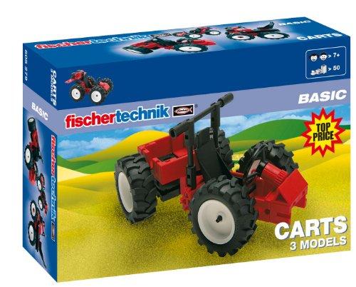 fischertechnik BASIC Carts, Konstruktionsbaukasten - 505279