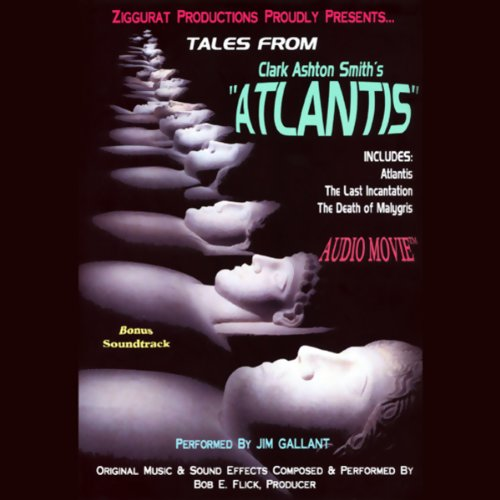 Tales from Atlantis, Volume I audiobook cover art