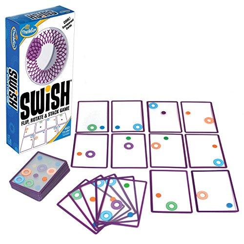 Think Fun - Swish, Juego de Mesa (TF1512)