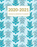 2020 2021 Weekly & Monthly Planner: Sea Turtles Academic Planner Calendar Schedule Organizer July 2020 to June 2021 Agenda Planning with Important Dates Notes To-Do Lists