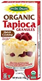 Let's Do...Organic Organic Tapioca Granules, 6 Ounce Boxes (Pack of 6)