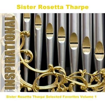 Sister Rosetta Tharpe Selected Favorites, Vol. 1