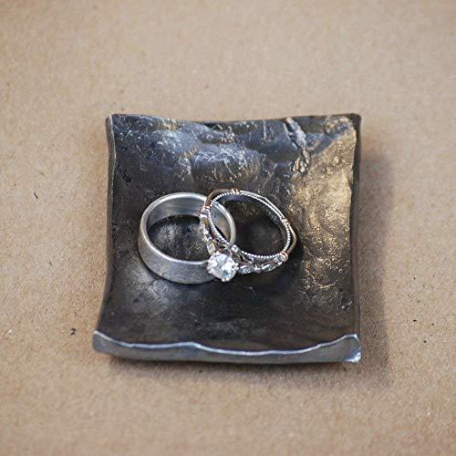 Metal Ring Tray, Potpourri Tray, Key Tray, Catchall