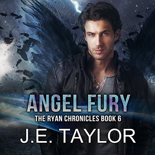Couverture de Angel Fury