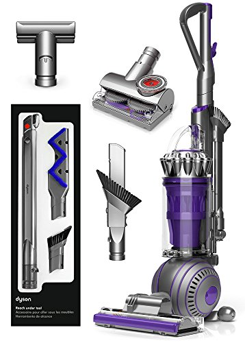 Dyson Ball Animal 2 Upright HEPA Vacuum Cleaner + Manufacturer's Warranty + Extra Reach Under Tool Bundle