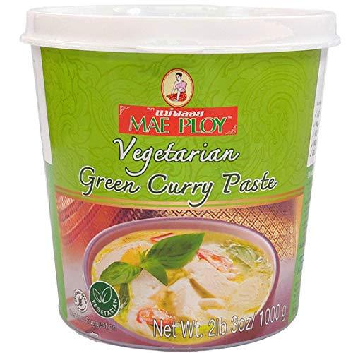 Mae Ploy Green Curry Vegeterian Version 35 Oz