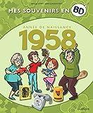 Mes souvenirs en BD - Tome 19 - 1958
