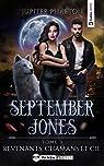 September Jones, tome 3 : Revenants, Chamans et Cie par Phaeton