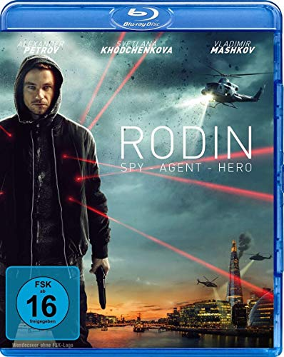 Rodin - Spy - Agent - Hero [Blu-ray]
