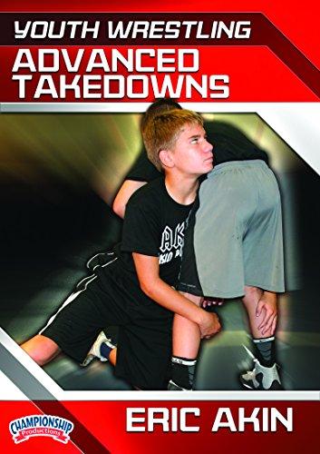 Eric similar: los jóvenes de lucha libre: avanzada takedowns (DVD)