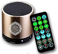 Pocket Speaker Bluetooth Wireless Qur'an Speaker Bluetooth Qur'an Digital Player