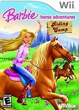 Barbie Horse Adventures: Riding Camp - Nintendo Wii (Renewed)