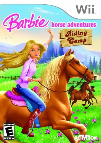 Barbie Horse Adventures: Riding Camp - Nintendo Wii by Activision