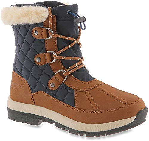 Durable BEARPAW snow boots