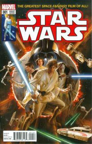 Star wars 04 vc alex ross + t-shirt xl