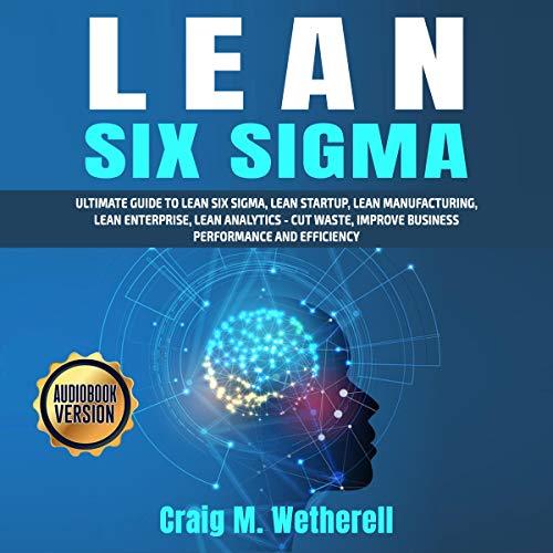 Page de couverture de Lean Six Sigma
