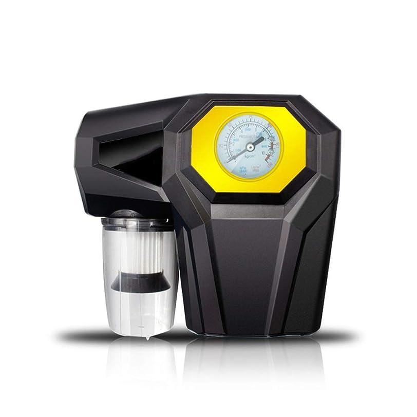 人気の表向きアニメーションエアコンプレッサー 車の空気ポンプ、4で1つのタイヤのインフレーターの空気圧縮機車のタイヤポンプ携帯用空気ポンプの掃除機の緊急時の照明タイヤの圧力