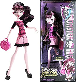 Monster High Scaris City of Frights Draculaura Doll
