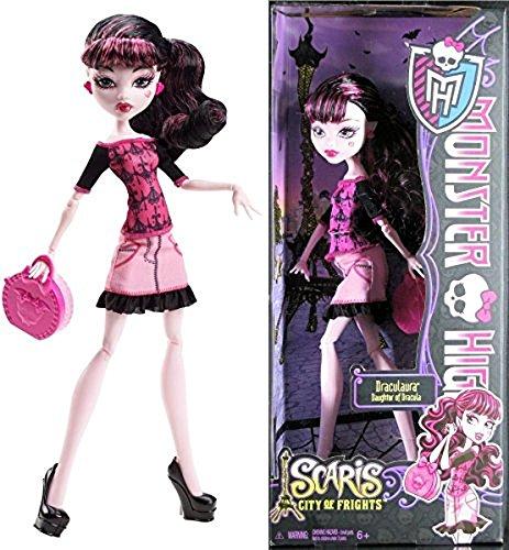 Mattel Monster High Y0396 -  Scaris Draculaura, Puppe