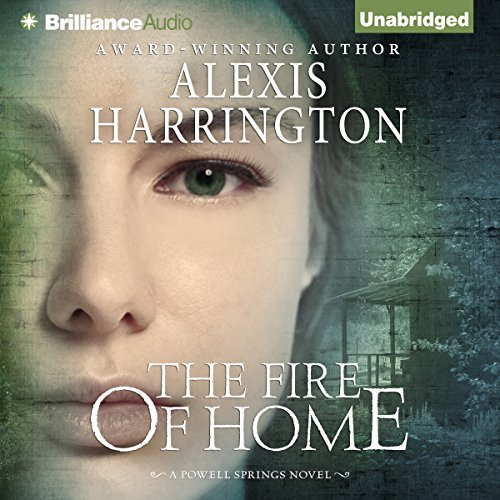 The Fire of Home audiobook cover art