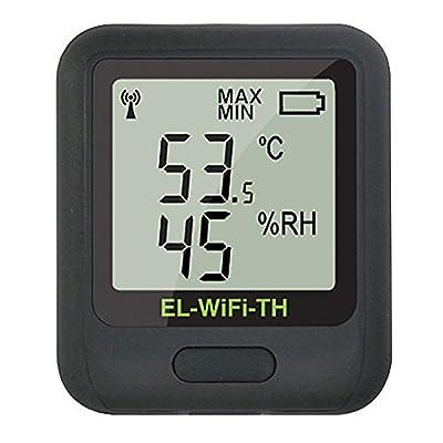 Lascar Electronics EL-WIFI-TH Wireless Temperature/RH Data Logger