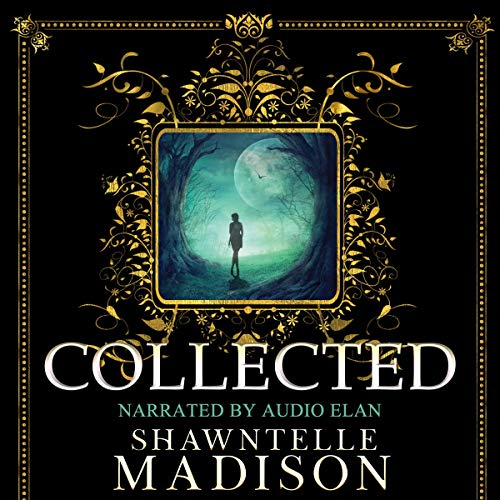 Collected audiobook cover art