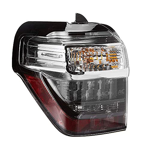 TYC 11-6658-00 Left Replacement Tail Lamp for Toyota 4Runner (Pack of 1)